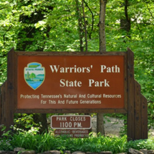 Warriors Path State Park: The Byrd Home Team